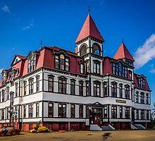 Lunenburg Academy by mlphoto