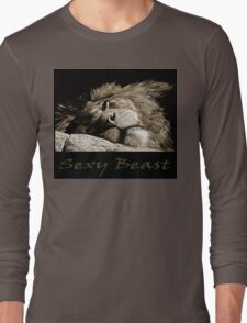 Sexy Beast Long Sleeve T-Shirt