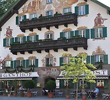 beautiful hotel by Daidalos