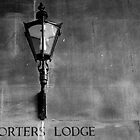 Porters Lodge saves the world by Sue Clamp