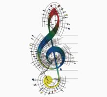 The Sight of Music (6) by catherine bosman