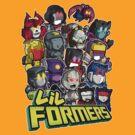 Lil Formers Bad Bots by Matt Moylan