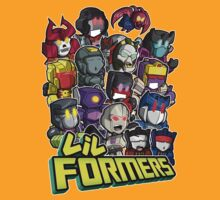 Lil Formers Bad Bots by Matt Moylan