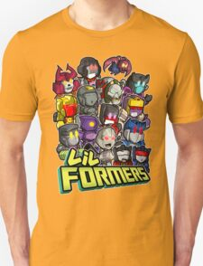 Lil Formers Bad Bots T-Shirt