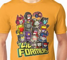 Lil Formers Bad Bots Unisex T-Shirt