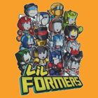 Lil Formers Good Guys by Matt Moylan