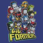 Lil Formers Good Guys by Matt Moylan