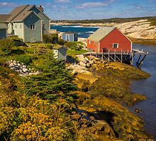 Peggys Cove by mlphoto