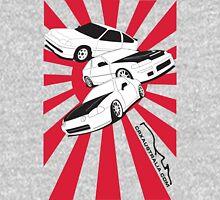 All Generations Jap Design Unisex T-Shirt