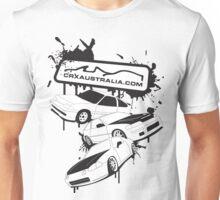All generations of CRX, Splat design Unisex T-Shirt
