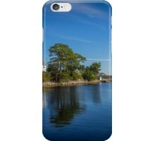 Indian Point on Mahone Bay, Nova Scotia, Canada iPhone Case/Skin