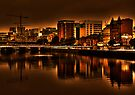 Reflections of Glasgow (3) by Karl Williams
