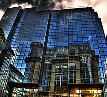 Reflections of Glasgow (5) by Karl Williams