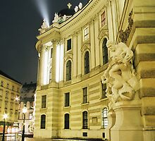 Vienna by night by mateibit