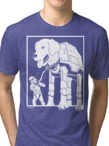 The Dog Walker Tri-blend T-Shirt