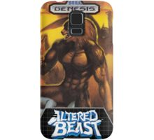 Altered Beast Genesis Megadrive Sega Box Cover Samsung Galaxy Case/Skin