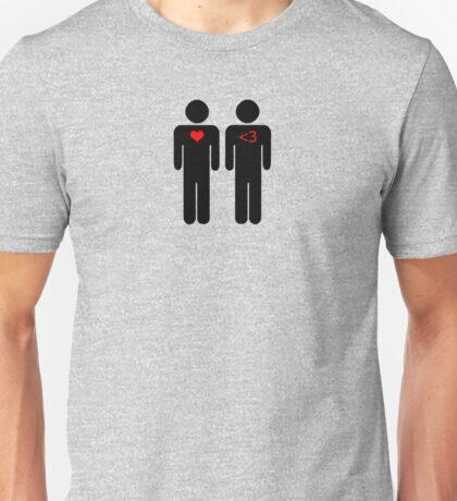50% Geek Love M Unisex T-Shirt