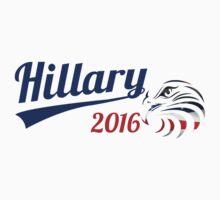 Hillary Clinton 2016  by tonyshop
