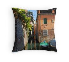 Rio reflections Throw Pillow