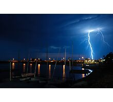 Thunderstorm Photographic Print