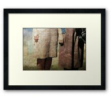Without Me, You're Only You Framed Print