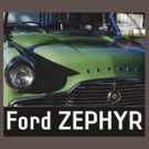 Ford Zephyr - 1960 by MacLeod