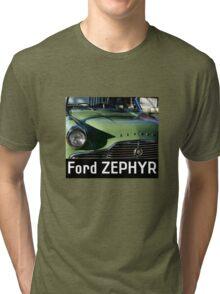 Ford Zephyr - 1960 Tri-blend T-Shirt