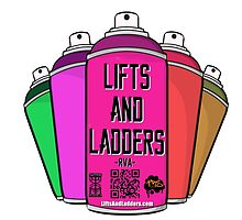 Lifts and Ladders by kemetiConcepts