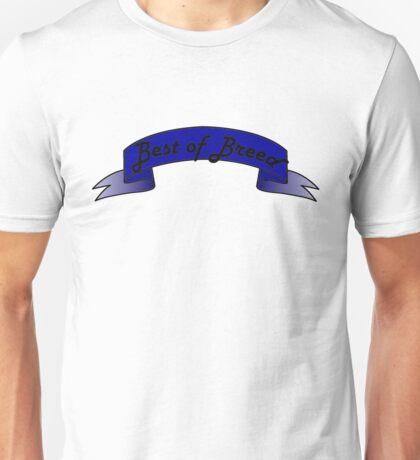 Best of Breed Ribbon Unisex T-Shirt