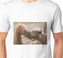 Amorous Couple Unisex T-Shirt