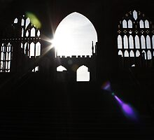 Coventry Cathedral by SPLATphotograph