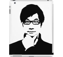 Hideo Kojima iPad Case/Skin