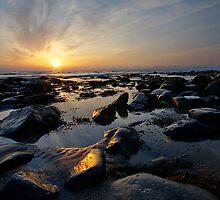 Evening Glow by Welshpixels