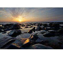 Evening Glow Photographic Print