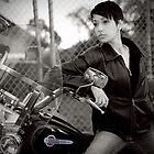 Biker Chic 2009 by Peter Chapple