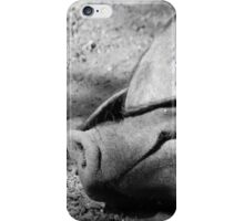 Piggin' Lazy iPhone Case/Skin