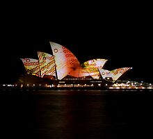 Sydney Opera House by pyko