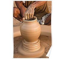 Earthen Pottery#2 Poster