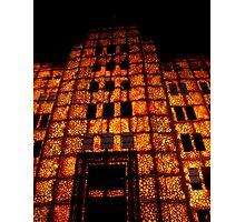 Paper Cut MCA Photographic Print
