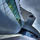 Imperial War Museum North by Derek Green