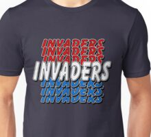 Invaders T Unisex T-Shirt