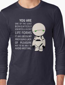 Marvin intelligence Long Sleeve T-Shirt