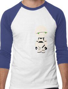 Marvin intelligence Men's Baseball ¾ T-Shirt