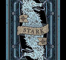 House Stark by evotrip