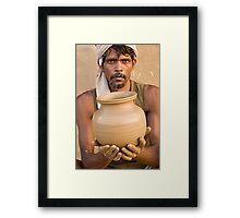 Earthen Pottery#6 Framed Print
