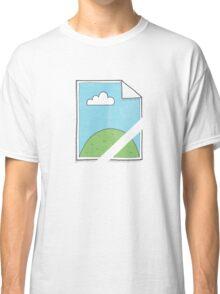 Broken Image Classic T-Shirt