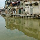 Melaka Riverfront 2 by Werner Padarin