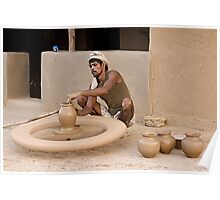 Earthen Pottery#8 Poster