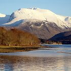 Lochaber through the year and through the lens by mykanmo