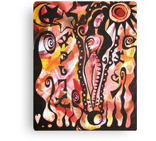 Art Slave Canvas Print